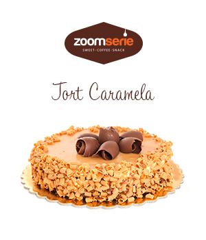 Tort Caramela