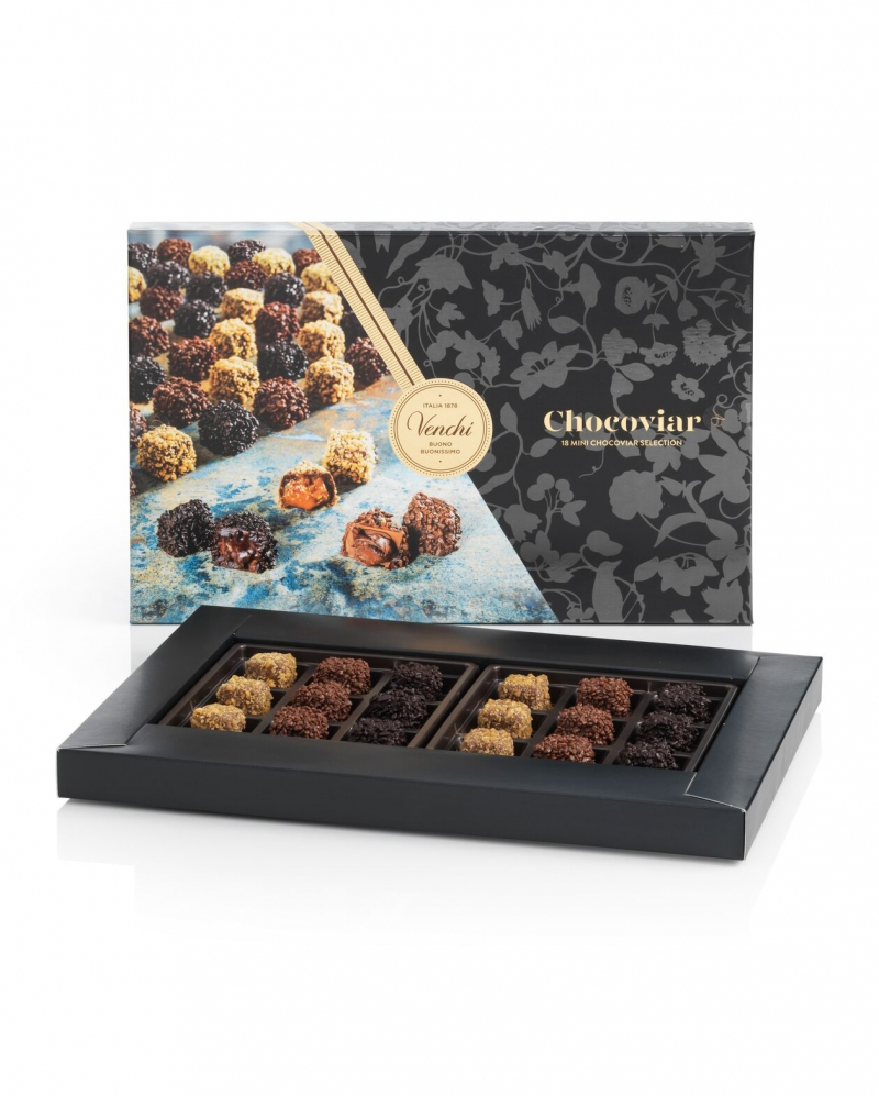Venchi Large Chococaviar Gift Box