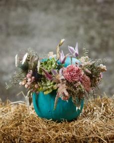 Floral arrangement Joy of autumn