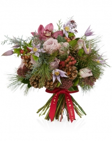 Christmas with Flowers
