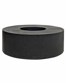 Jumbo Seating Round, Black ∅140 ↑47