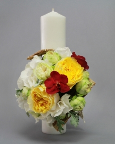 Wedding candles LC32