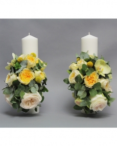 Wedding candles LC45