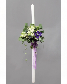 Wedding candles LC7