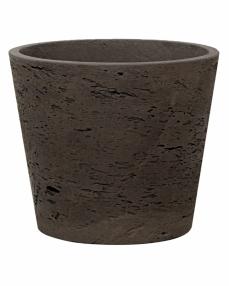 Mini Bucket L, Chocolate Washed ∅23 ↑20