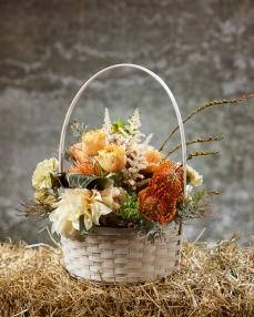 Aranjament floral Rapsodie de toamna