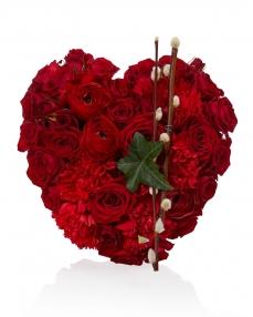 Te astept cu o inima rosie