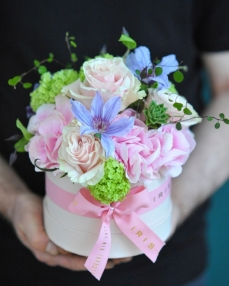 Aranjament floral Tot mereu intineresti