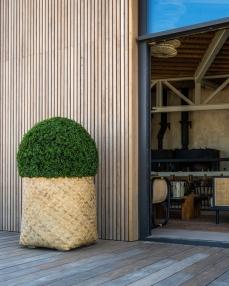 Zayn XXL, Bamboo ∅90 ↑90