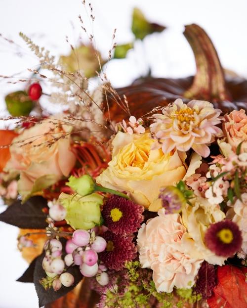 Aranjament floral Apus de soare