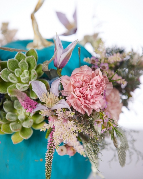 Aranjament floral Bucurie de toamna