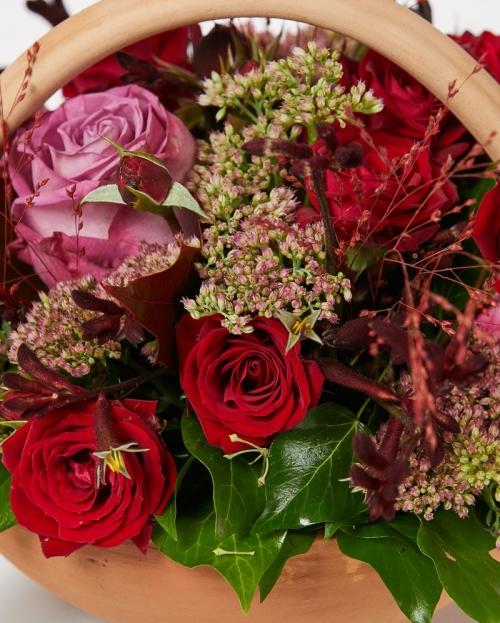 Doamna cu trandafirii