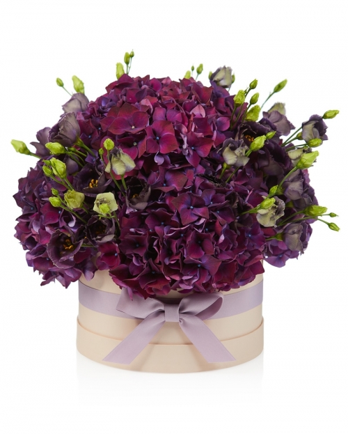 Aranjament floral Dragostea dureaza un infinit