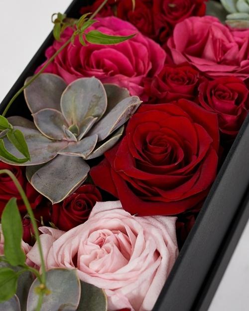 Gradina cu trandafiri
