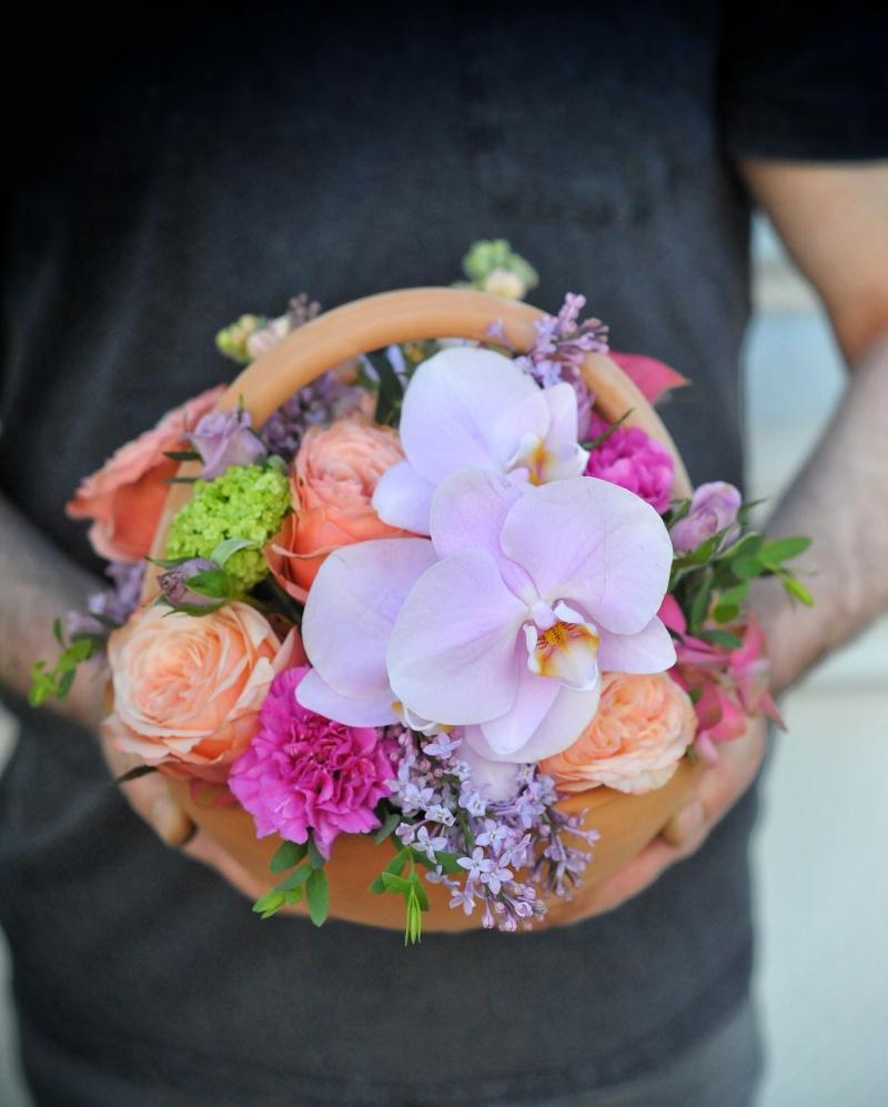 Aranjament floral Dialog cu zanele