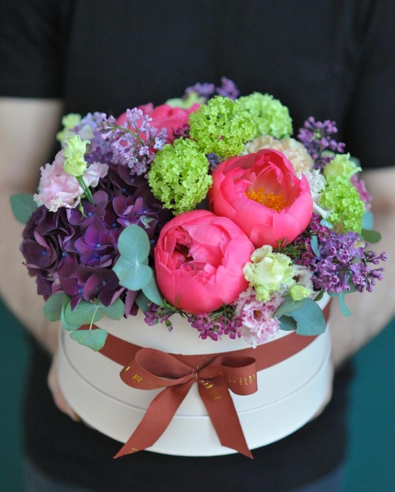 Aranjament floral Scrisoare fara cuvinte